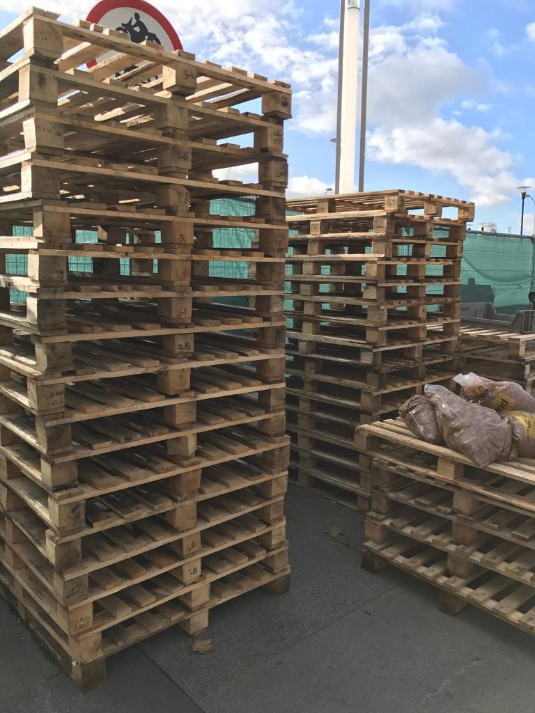 New/unused wooden pallets for Sale | in Liverpool City ...