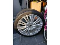 ford focus rs alloy