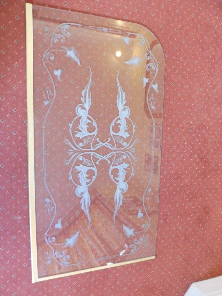 patterned shower screen for bath in wallingford shower screens amp bath screen for sale