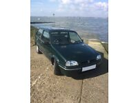 1.8 converted nitros ready rover 100 booked as 1.1 a new drivers dream!