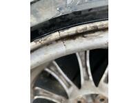 "BMW (e92) 19"" Alloy Wheels"
