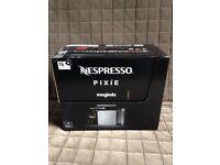 Brand new Nespresso machine