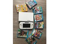 Nintendo Wii U White