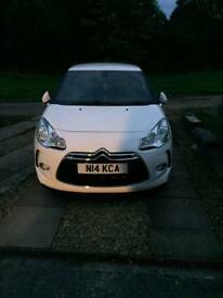 CITROEN DS3 25000 miles GREAT PRICE