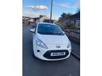 Ford, KA, Hatchback, 2012, Manual, 1242 (cc), 3 doors