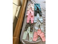 Various Baby Girl Clothes - 3-6 months