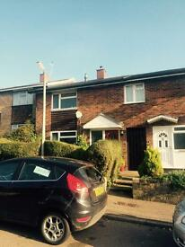 2 bed house stevenage in need of 3 bed council house