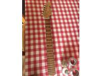 Stratocaster Guitar Neck