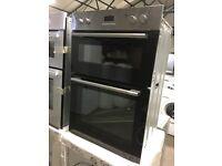 LOGIK LBIDOX16 Electric Double Oven-