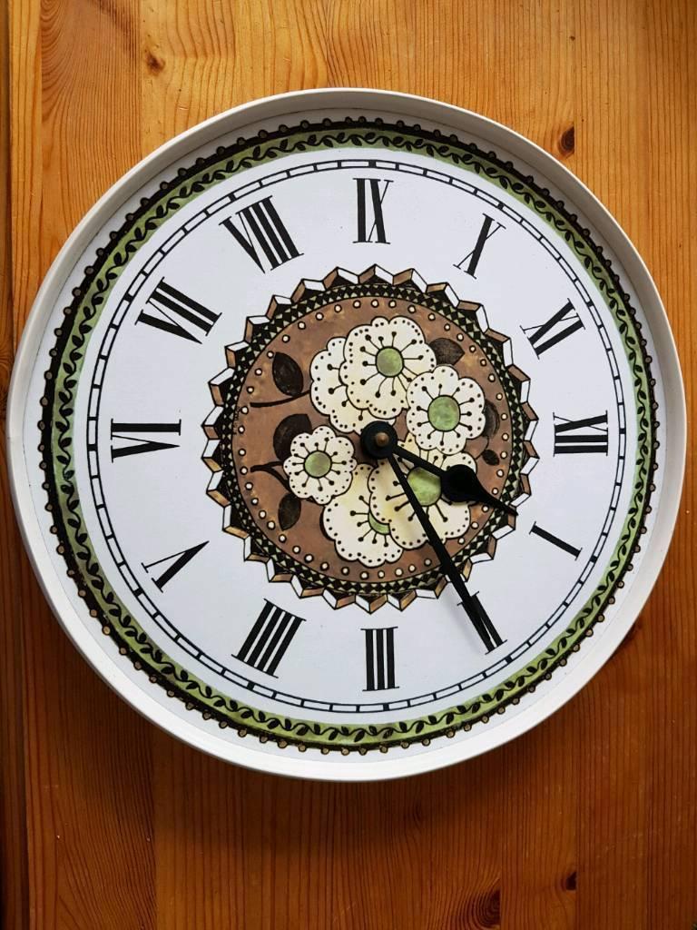 Taunton vale clock