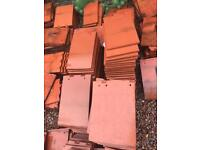 Roof Tiles - Red, New & Used