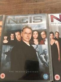 NCIS SEASONS 1-6