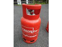 Empty 6kg Calor Gas bottle.