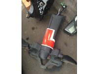 Yamaha r125 parts, Engine, Wheels, Forks etc