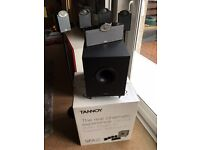 ONKYO & TANNOY 5.1 AV SURROUND SOUND HOME THEATRE