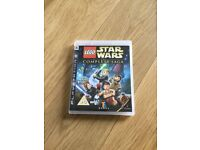 Lego Starwars PS3 video game
