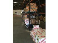 Food wholesale products clearance