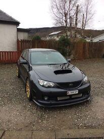 Subaru Impreza sti type Uk FORGED