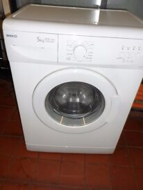 """""""Beko"""" Washing machine.. 5Kg~Spin~1000...For sale..Can be delivered."""