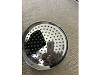 Brand New in box Traditional Shower Head. Size 208mm