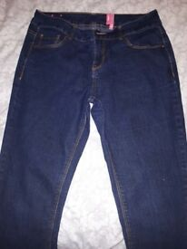 Size 10 ladies jeans