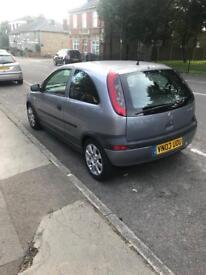 Vauxhall Corsa Elegance 2003 1.2