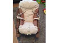 Baby rocker / chair