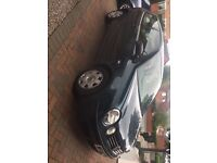 Vw polo 2002 1.2 12v 3dr spares or repairs 12months mot