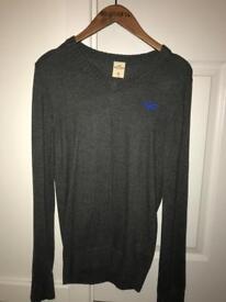 Hollister V-Neck Sweater