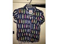 Two Boys shirts - age 12 - £3 each