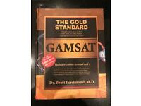 Gold Standard GAMSAT 2017 Book