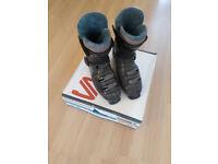 Salomon, Quest Access W, Ski Snowboard Helmet, White, Medium 56 59cm (NEW) | in Egerton, Manchester | Gumtree