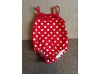 Swimming costume with nappy, M&S 6-9 months