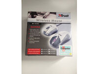 Trust Wireless Mouse Ml-3200 and user's manual