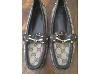 Women's prada loafers