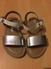 Girls next sandals size 6