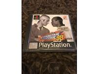 PlayStation 1 game. Ps1 boxed game