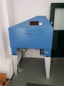 ALLOY WHEEL UV CURING OVEN. OFFERS