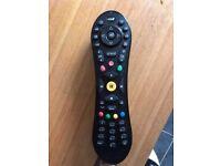 Tivo Virgin Media Cable Remote Control HD V+ PVR V PLUS
