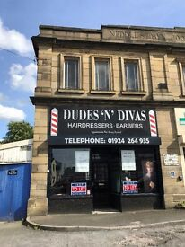 Hairdressers Unit to Let