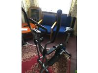 2-in-1 cross trainer