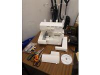 Frister & Rossman Epochlock 550D Overlocker Sewing Machine