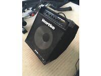 Hartke Kickback 15 Model HA 1200 Bass Amplifier 120 W