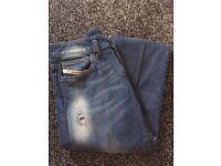 Diesel Jeans Size 8