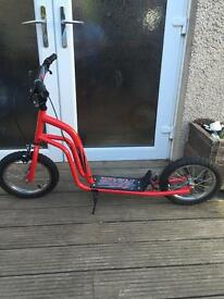 """Kids 14"""" Off Road Scooter"""