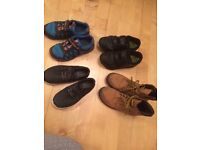 Boys shoes size 12. Bulk