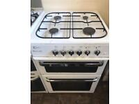 Flavel gas and electric duel fuel cooker 60cm