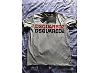 Brand New with Tags Grey D Squared T Shirt Postage Available more designers available Kenzo Gucci