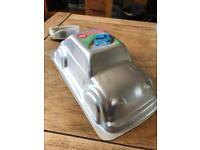 Wilton car shaped cake tin - NEW