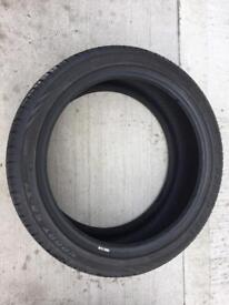 17 inch car tyre 205x45xR17